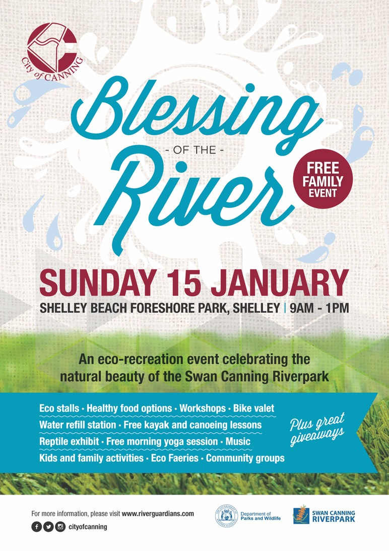 Blessing of the River Poster JPEG