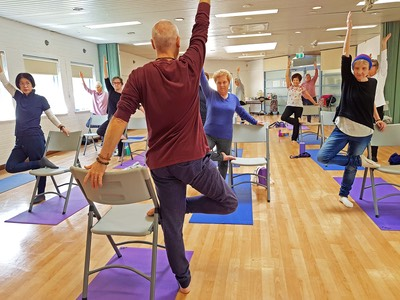 LOFTUS CC Chair Yoga Sept 2108 019 Web